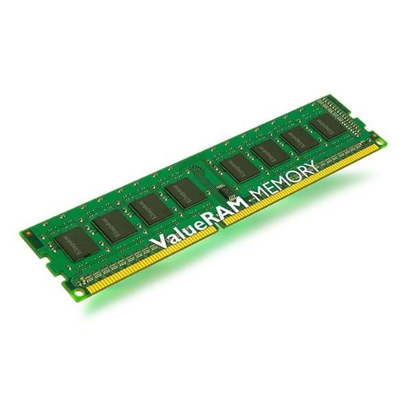 Kingston 4Go DDR3-1333 PC10666 KVR1333D3N9/4G 4Go DDR3 1333MHz - Mémoire PC - 0