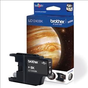 Brother Cartouche LC1240BK Noir (LC1240BK) - Achat / Vente Consommable Imprimante sur Cybertek.fr - 0