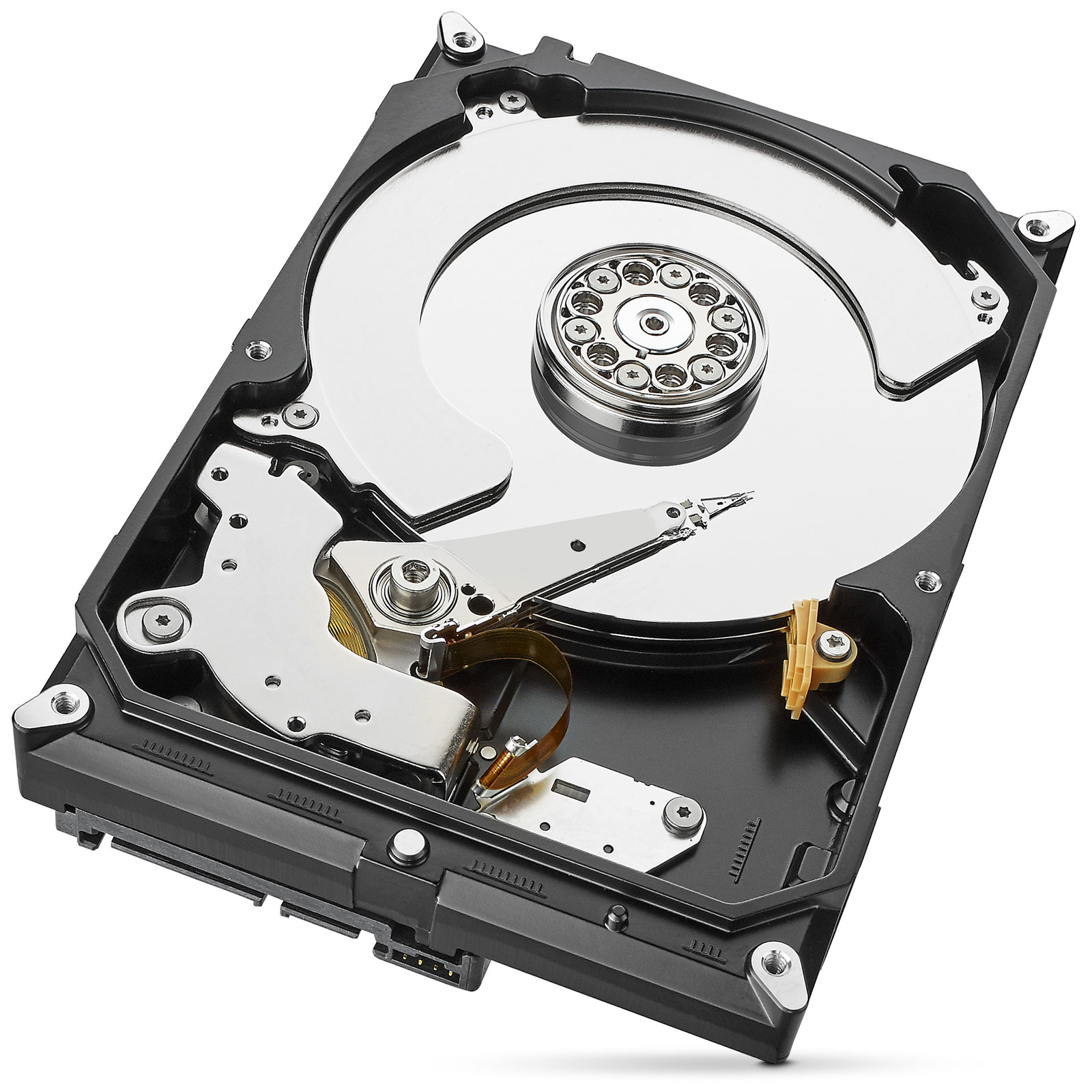 "Seagate 4To 5400tr SATA III 256Mo Barracuda ST4000DM004 - Disque dur interne 3.5"" - 1"
