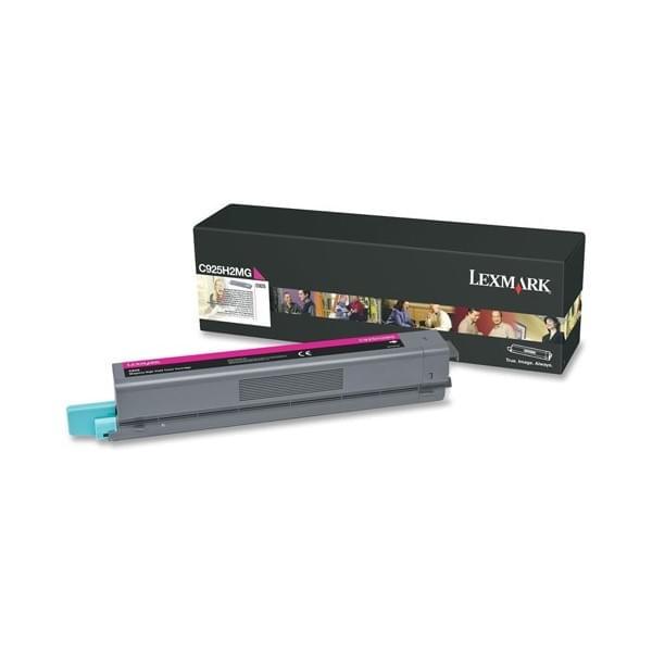 Toner Magenta C925H2MG pour imprimante Laser Lexmark - 0