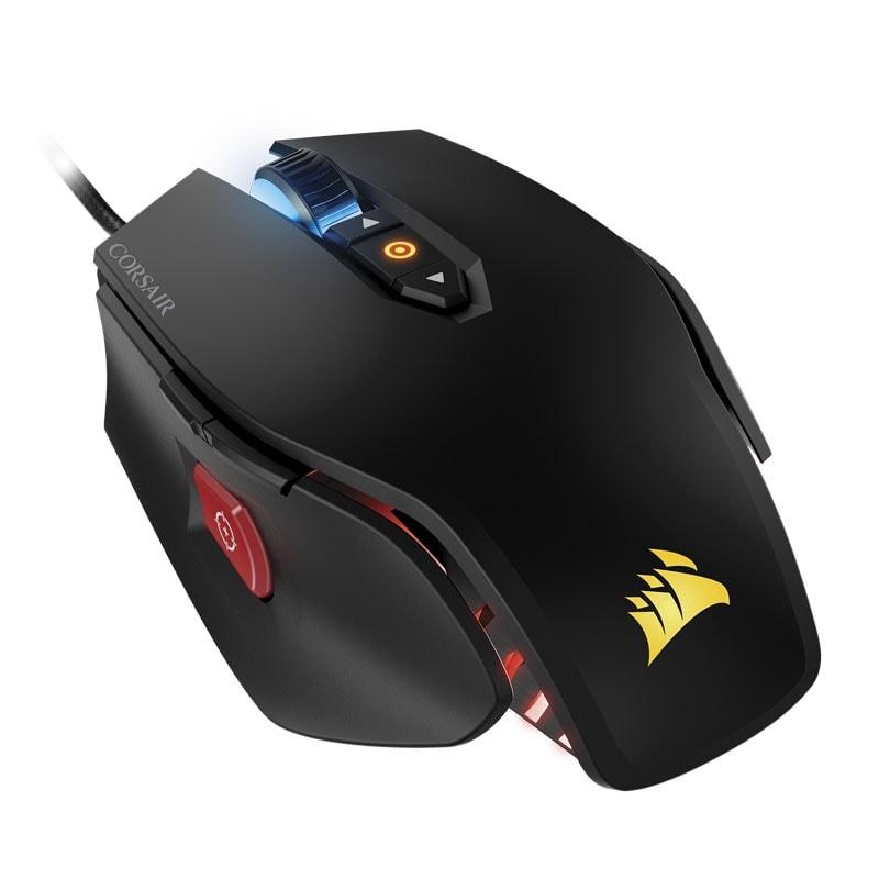 Corsair M65 PRO RGB FPS PC Gaming Mouse Bk. - Souris PC Corsair - 0