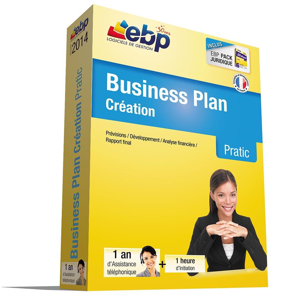 EBP Business Plan Pratic OL 2014 + Services VIP (1155E061FAA) - Achat / Vente Logiciel Application sur Cybertek.fr - 0