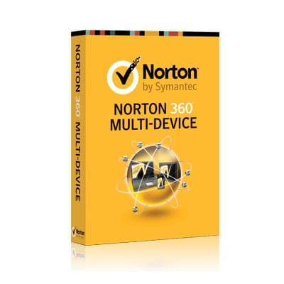 Symantec Norton 360 Multi-Device - 1 An / 3 Postes - Logiciel sécurité - 0