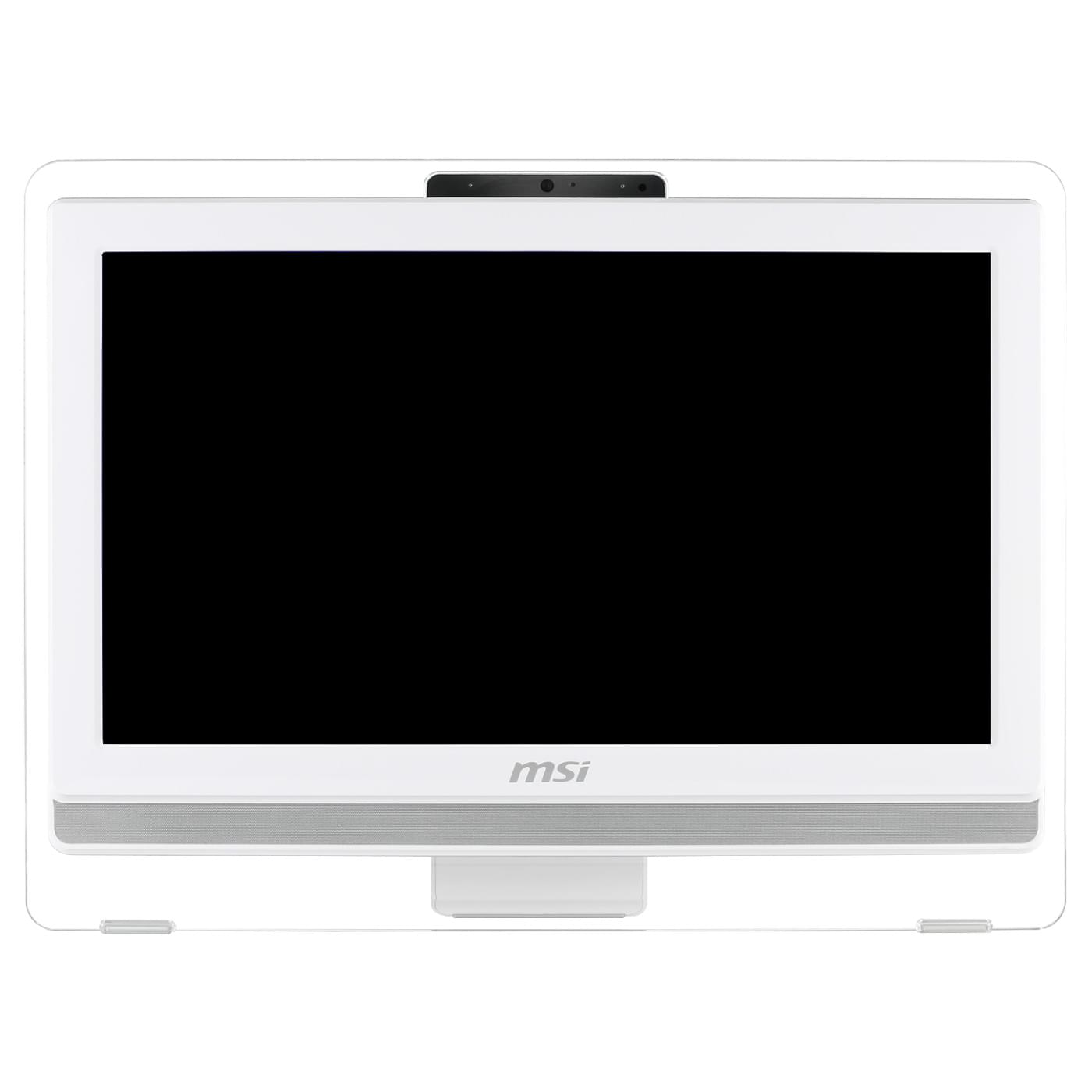 MSI AE202-028EU Blanc (9S6-AA8712-029) - Achat / Vente All-In-One PC sur Cybertek.fr - 0