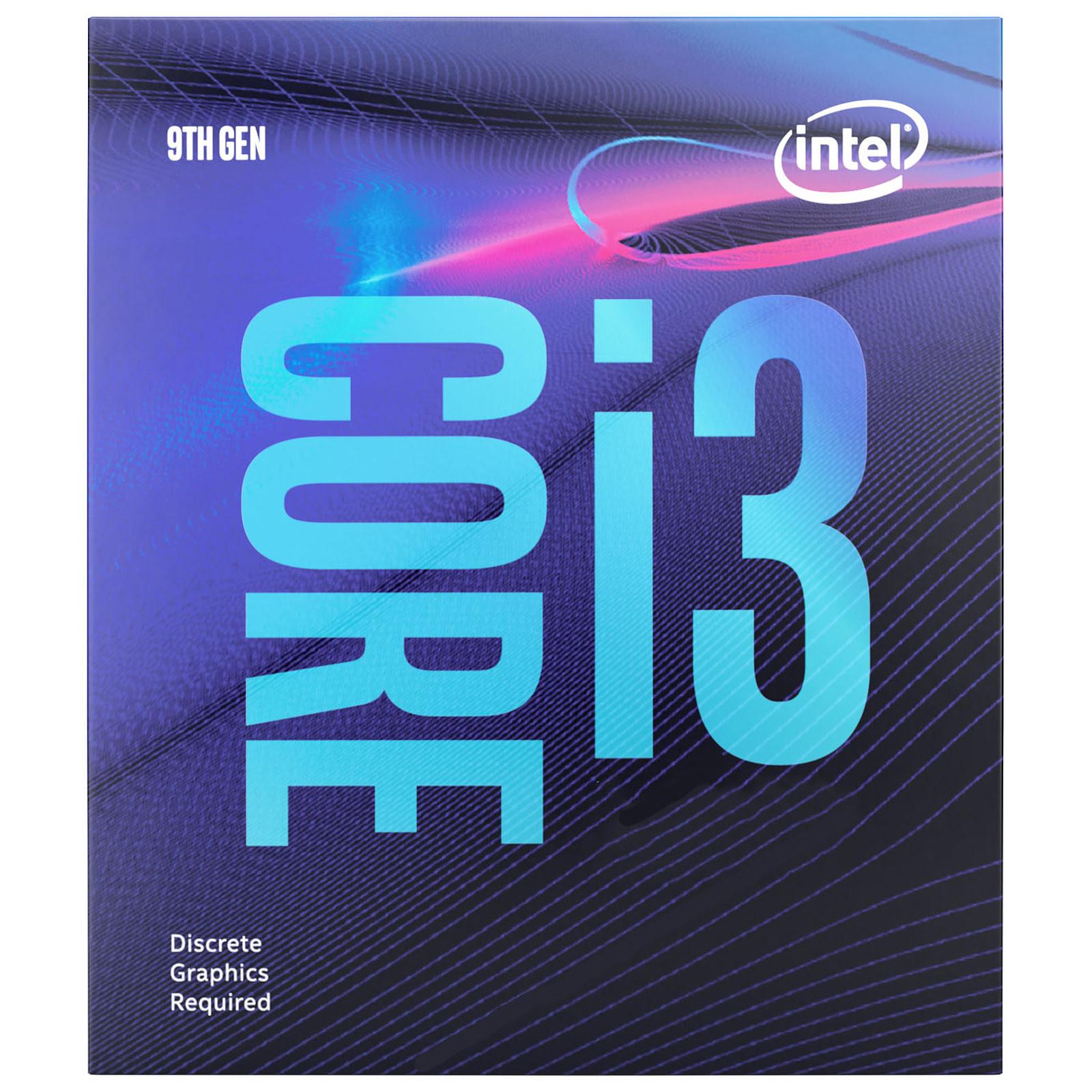 Intel Core i3-9100F - 3.6GHz - Processeur Intel - Cybertek.fr - 2