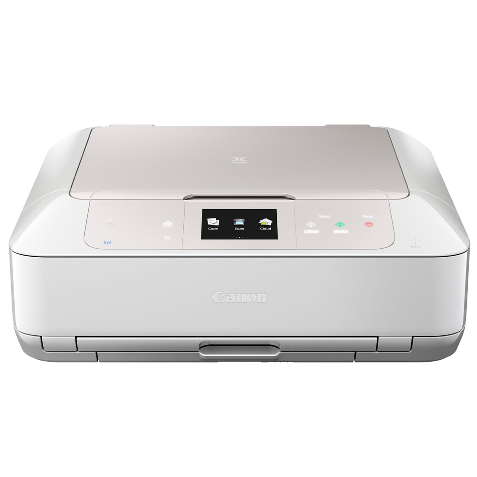Canon PIXMA MG7550 Blanche (9489B026) - Achat / Vente Imprimante multifonction sur Cybertek.fr - 0