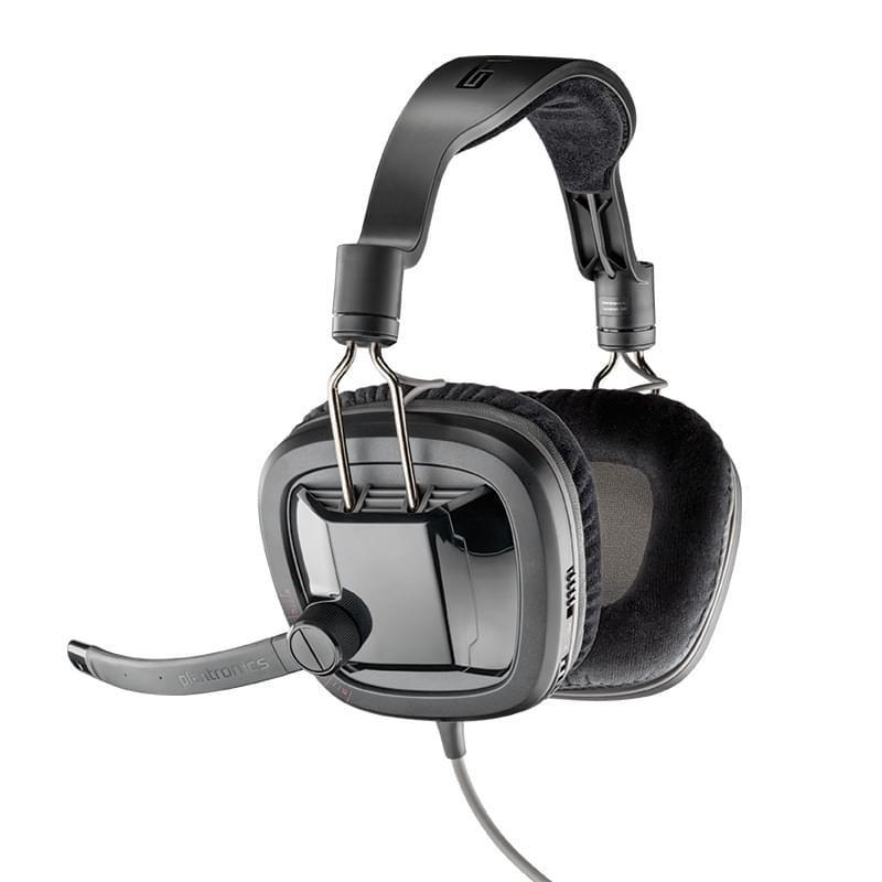 Plantronics Gamecom 388 (201260-05) - Achat / Vente Micro-casque sur Cybertek.fr - 0