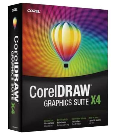 Corel CorelDraw Graphics Suite X5 (CDGSX5FRNLHBB) - Achat / Vente Logiciel Application sur Cybertek.fr - 0