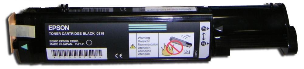 Toner Noir - C13S050319 pour imprimante Laser Epson - 0