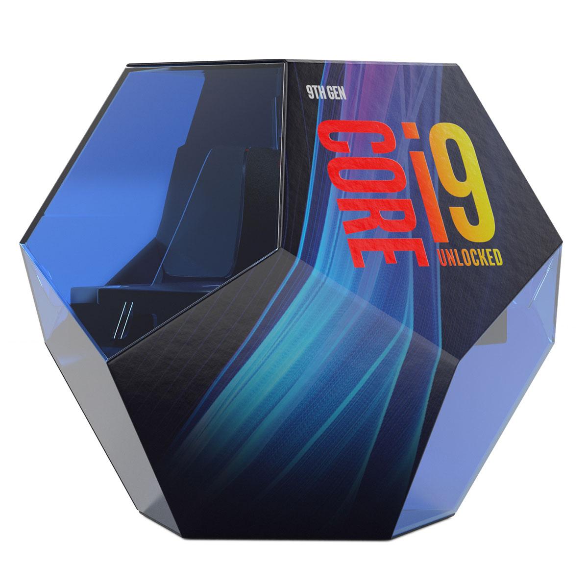 Intel Core i9-9900K - 3.6GHz - Processeur Intel - Cybertek.fr - 0