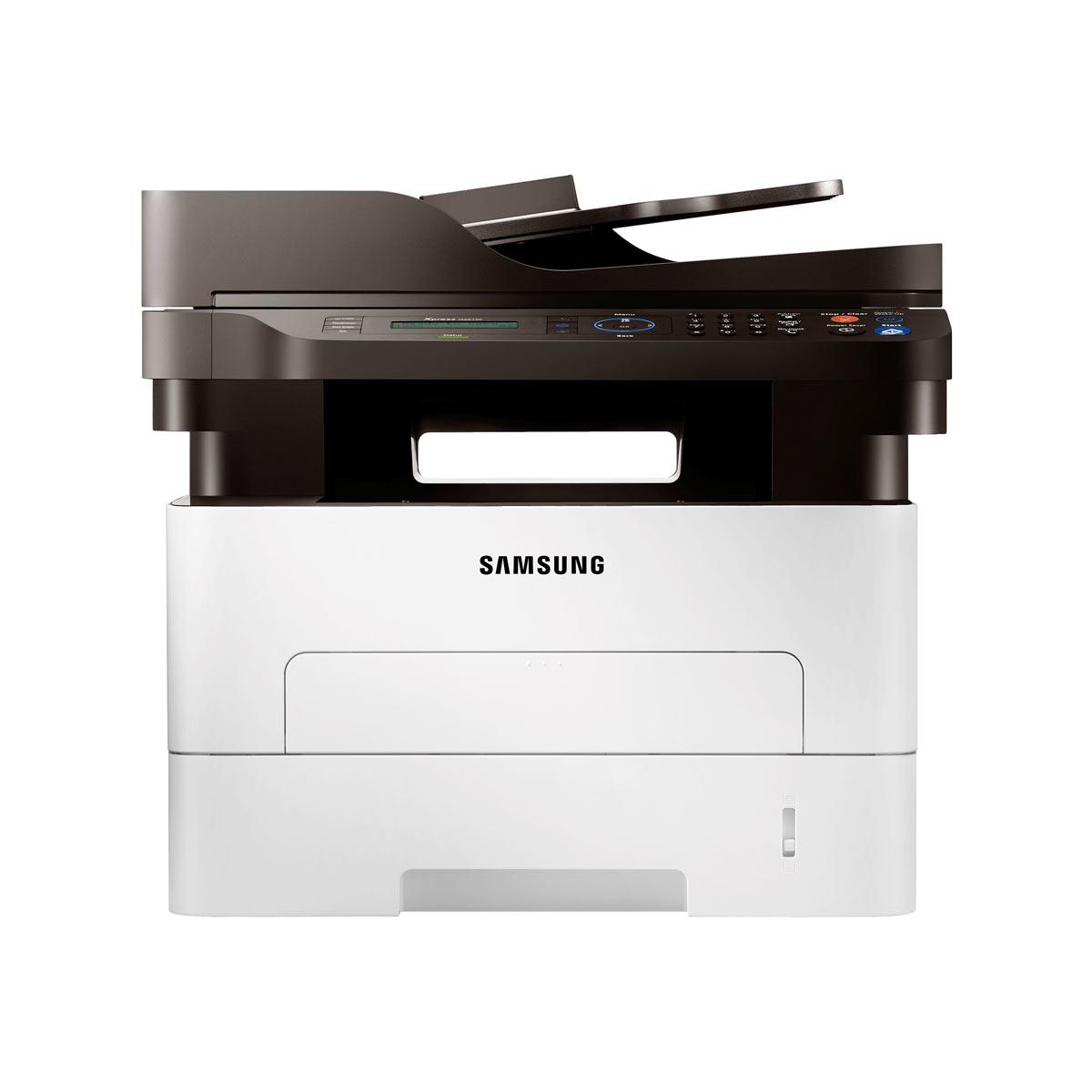 Samsung SL-M2675FN (Laser Mono./Fax/Reseau) (SL-M2675FN/SEE) - Achat / Vente Imprimante Multifonction sur Cybertek.fr - 0