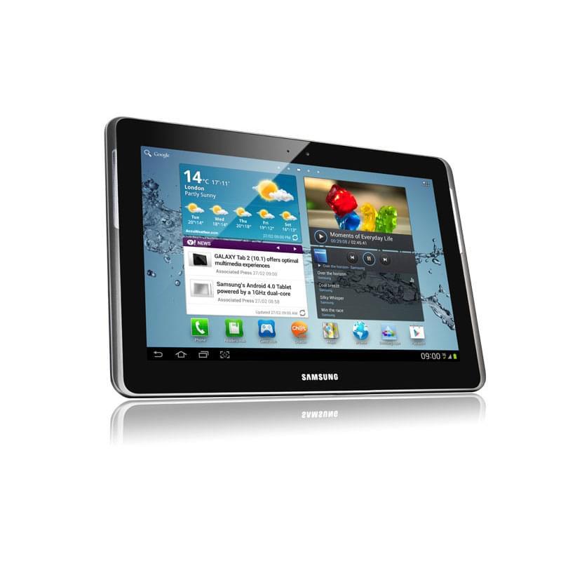 Samsung Galaxy Tab 2 P5110TSAXEF (GT-P5110TSAXEF) - Achat / Vente Tablette Tactile sur Cybertek.fr - 0