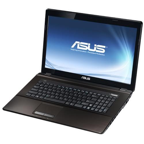 Asus K73E-TY383V (K73E-TY383V) - Achat / Vente PC Portable sur Cybertek.fr - 0