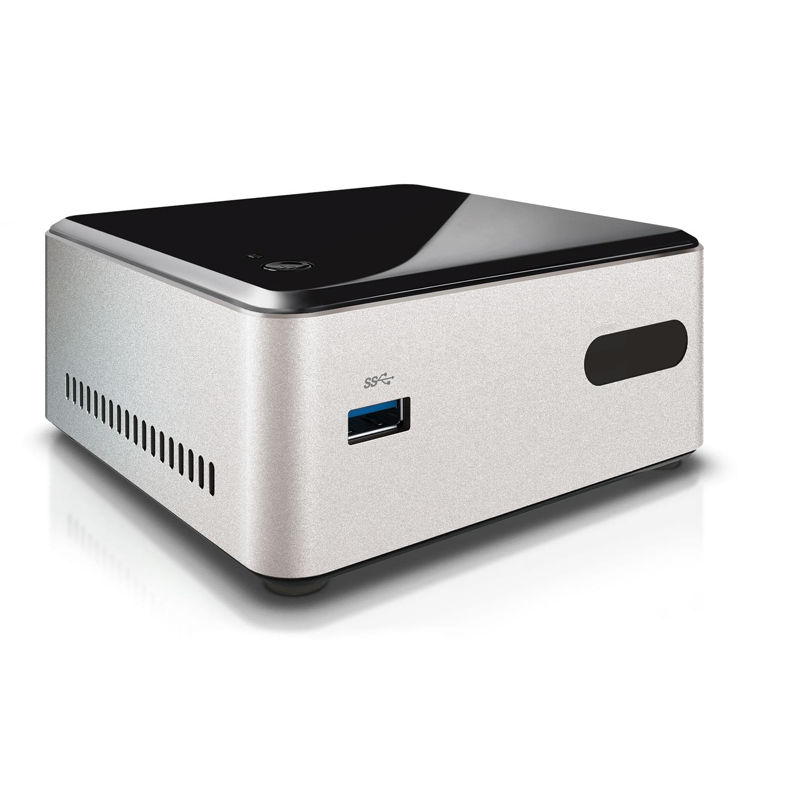 Intel NUC DN2820FYKH - Barebone et Mini-PC Intel - Cybertek.fr - 0
