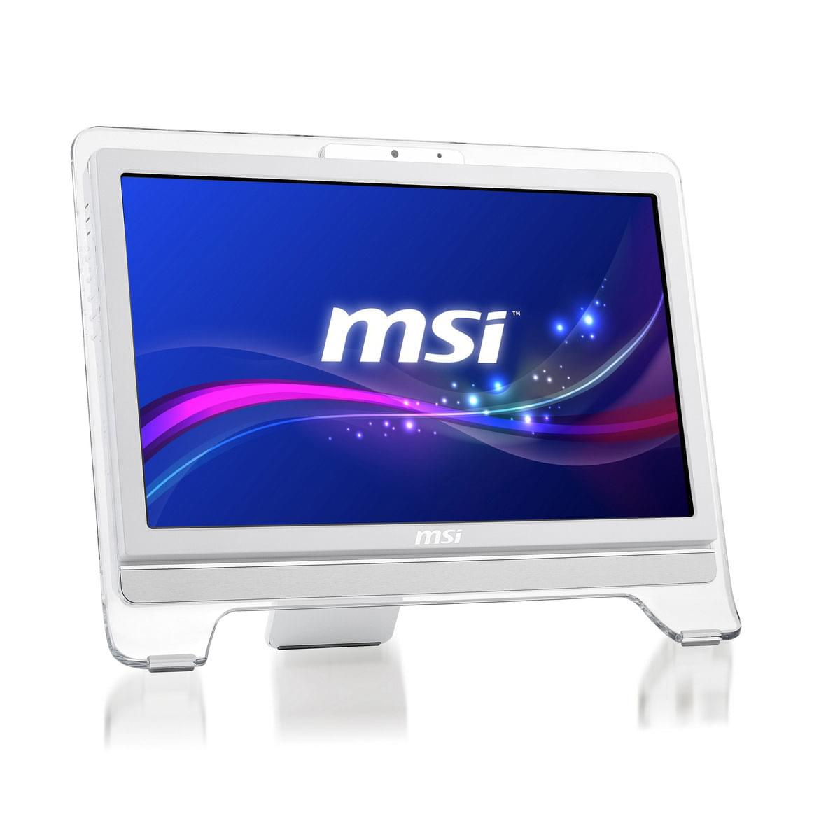 MSI AE2051-035XEU (9S6-AA5E12-035) - Achat / Vente All-In-One PC sur Cybertek.fr - 0