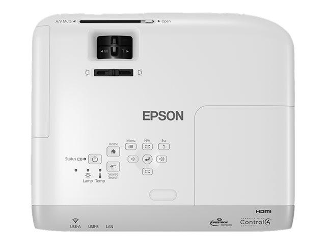 Epson EB-X39 - Vidéoprojecteur Epson - Cybertek.fr - 2