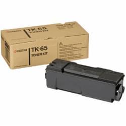 TK-65 Kit Toner Noir 20000p 370QD0KX pour imprimante Laser Kyocera - 0