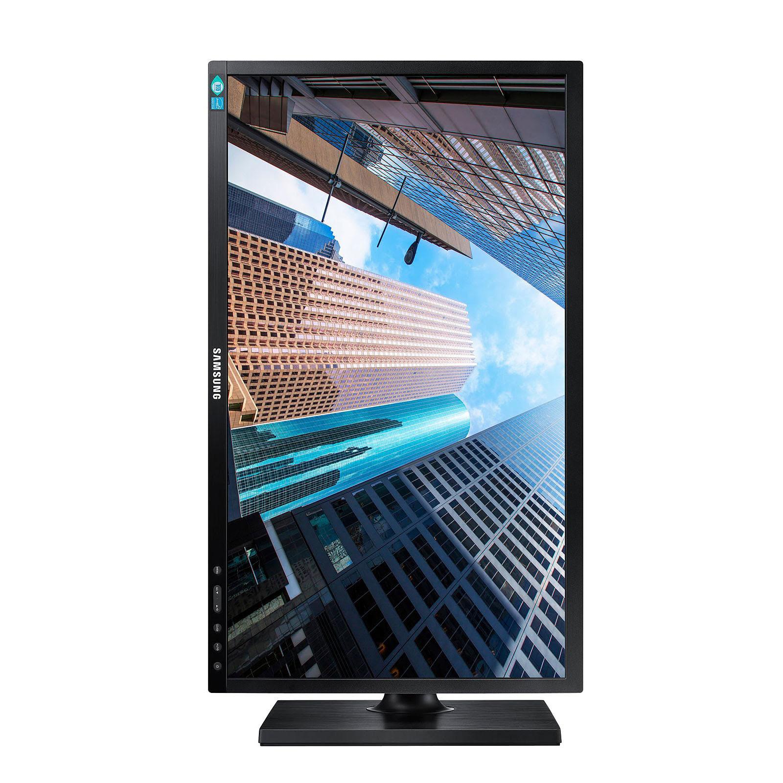 """Samsung 24""""  LS24E65UPLC/EN - Ecran PC Samsung - Cybertek.fr - 2"""