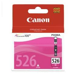 Cartouche CLI-526M Magenta - 4542B001 pour imprimante Jet d'encre Canon - 0