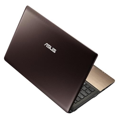 Asus K55VD-SX225H Brown-i3-3110/4Go/750Go/GT610/15.6/W8 (K55VD-SX225H obso) - Achat / Vente PC Portable sur Cybertek.fr - 0
