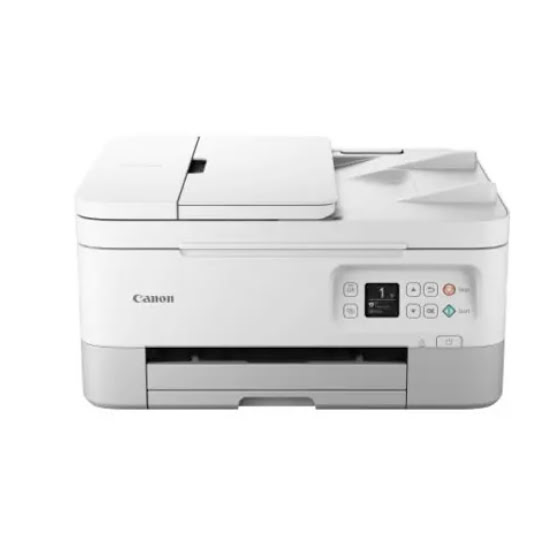 Imprimante multifonction Canon PIXMA TS7450 White - Cybertek.fr - 0
