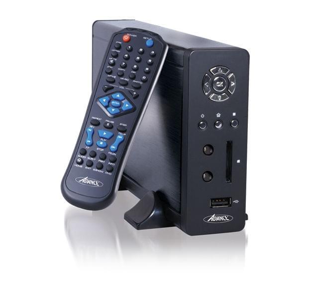 """Net Media Player 391HDC (sans DD / 3.5"""" SATA) - Cybertek.fr - 0"""