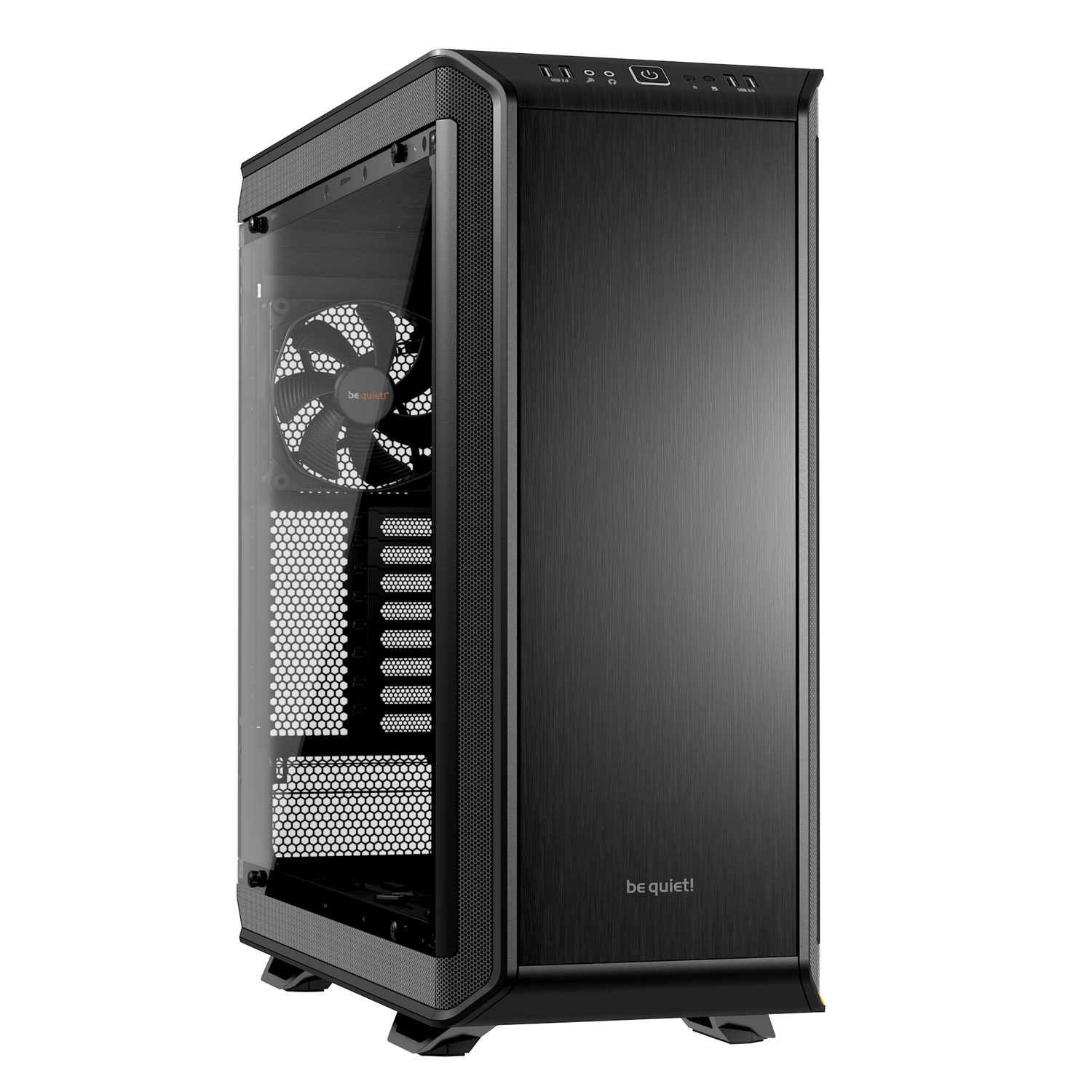 Be Quiet! Dark Base Pro 900 Black Noir - Boîtier PC Be Quiet! - 0