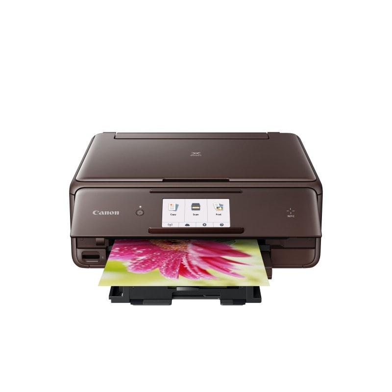 Imprimante multifonction Canon PIXMA TS8053 - Cybertek.fr - 0