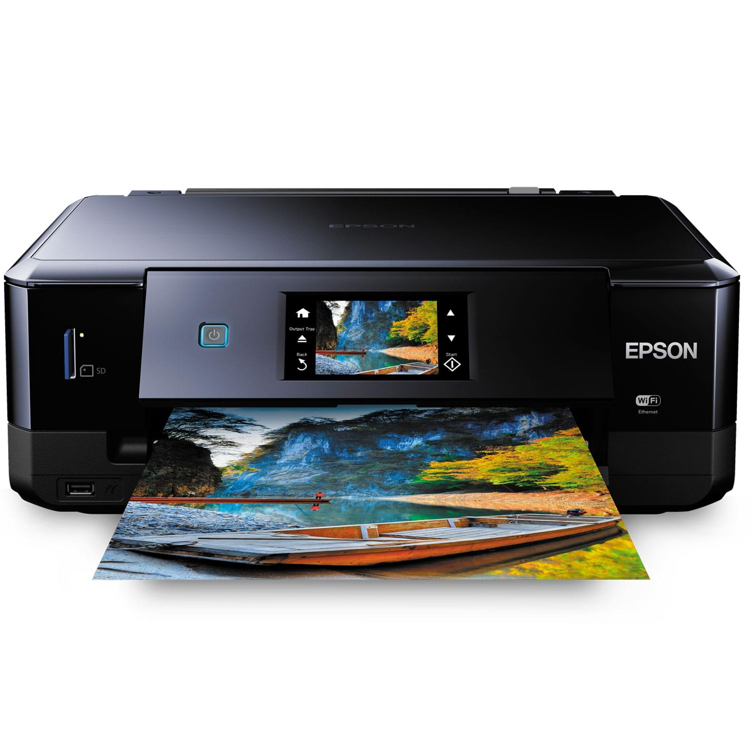Epson Expression Photo XP-760 (C11CD96402) - Achat / Vente Imprimante Multifonction sur Cybertek.fr - 0