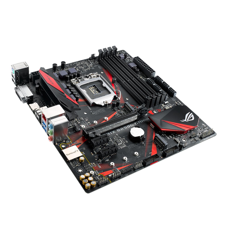Asus STRIX B250G GAMING Micro-ATX DDR4 - Carte mère Asus - 4