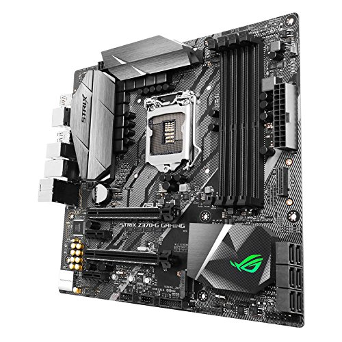 Asus Z370-G Gaming WiFi AC ATX DDR4 - Carte mère Asus - 0