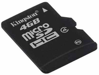 Marque/Marque Micro SDHC 4Go (SDC4/4GB voir 34304) - Achat / Vente Carte mémoire sur Cybertek.fr - 0