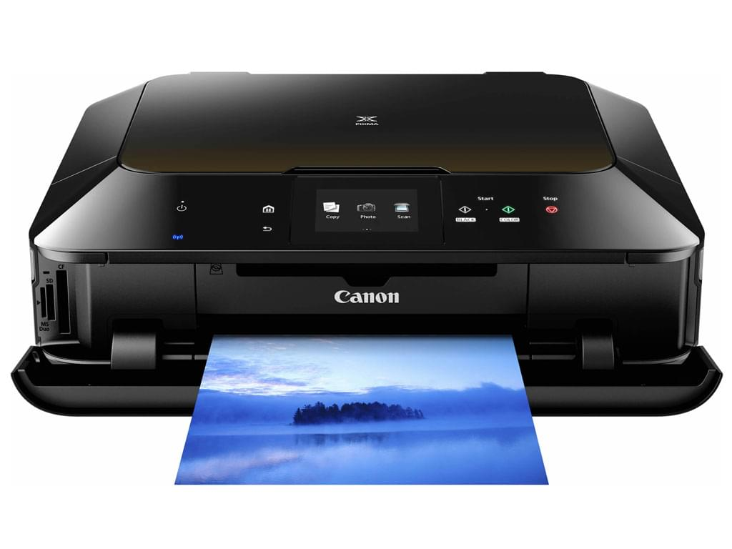 Canon PIXMA MG6350 Noire (Recto-Verso / WiFi) (6226B006) - Achat / Vente Imprimante multifonction sur Cybertek.fr - 0