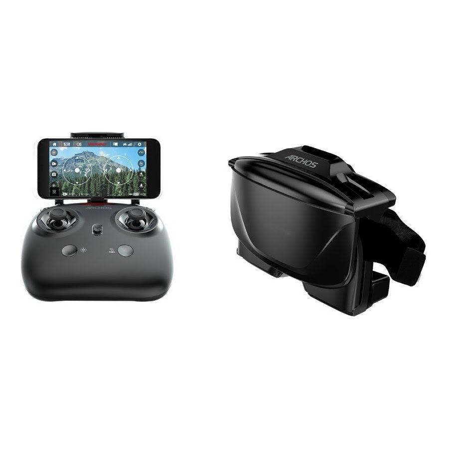 Archos Drone VR (503507) - Achat / Vente Objet connecté / Domotique sur Cybertek.fr - 1