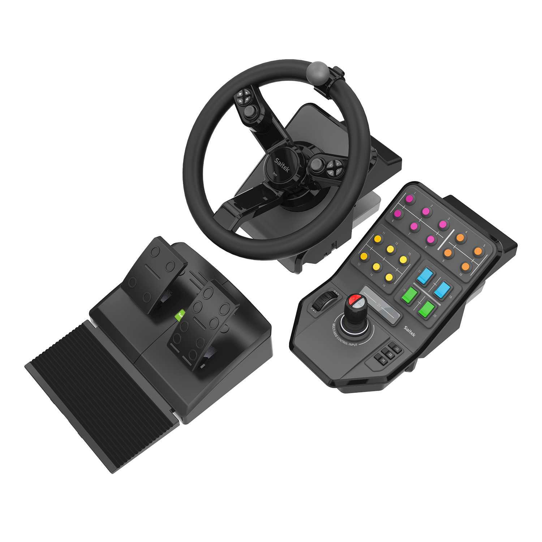 Logitech Saitek Farming Simulator Controller - Périphérique de jeu - 3