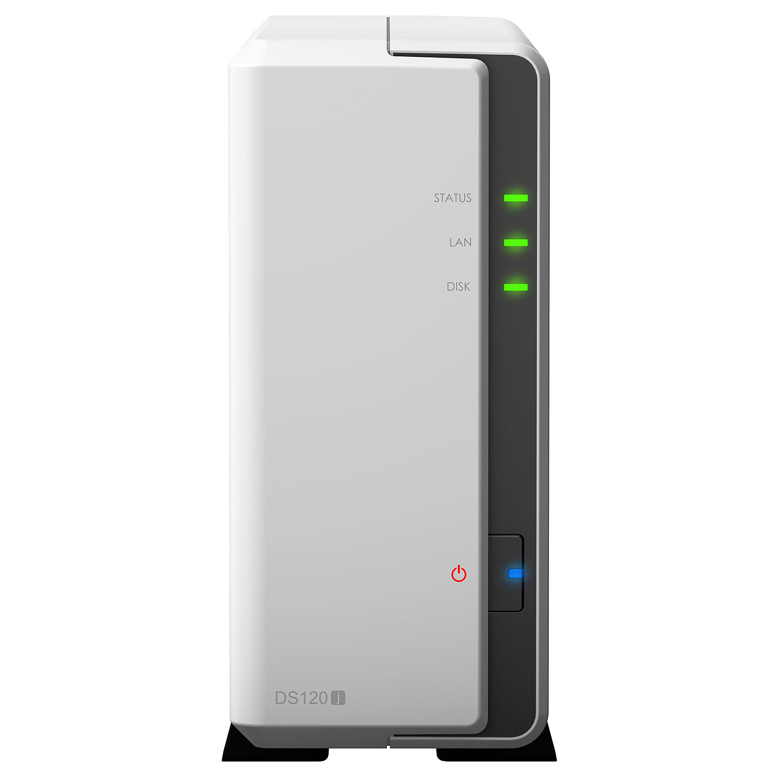 Serveur NAS Synology DS120J - 1 HDD