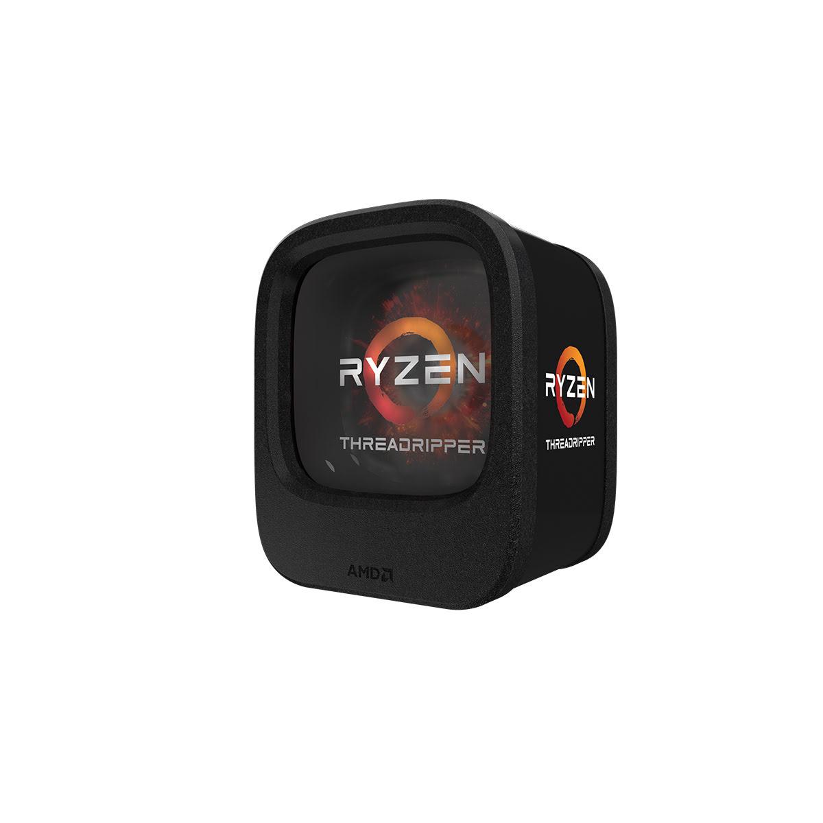 AMD Ryzen Threadripper 1950X - 3.4 - 4GHz - Processeur AMD - 0