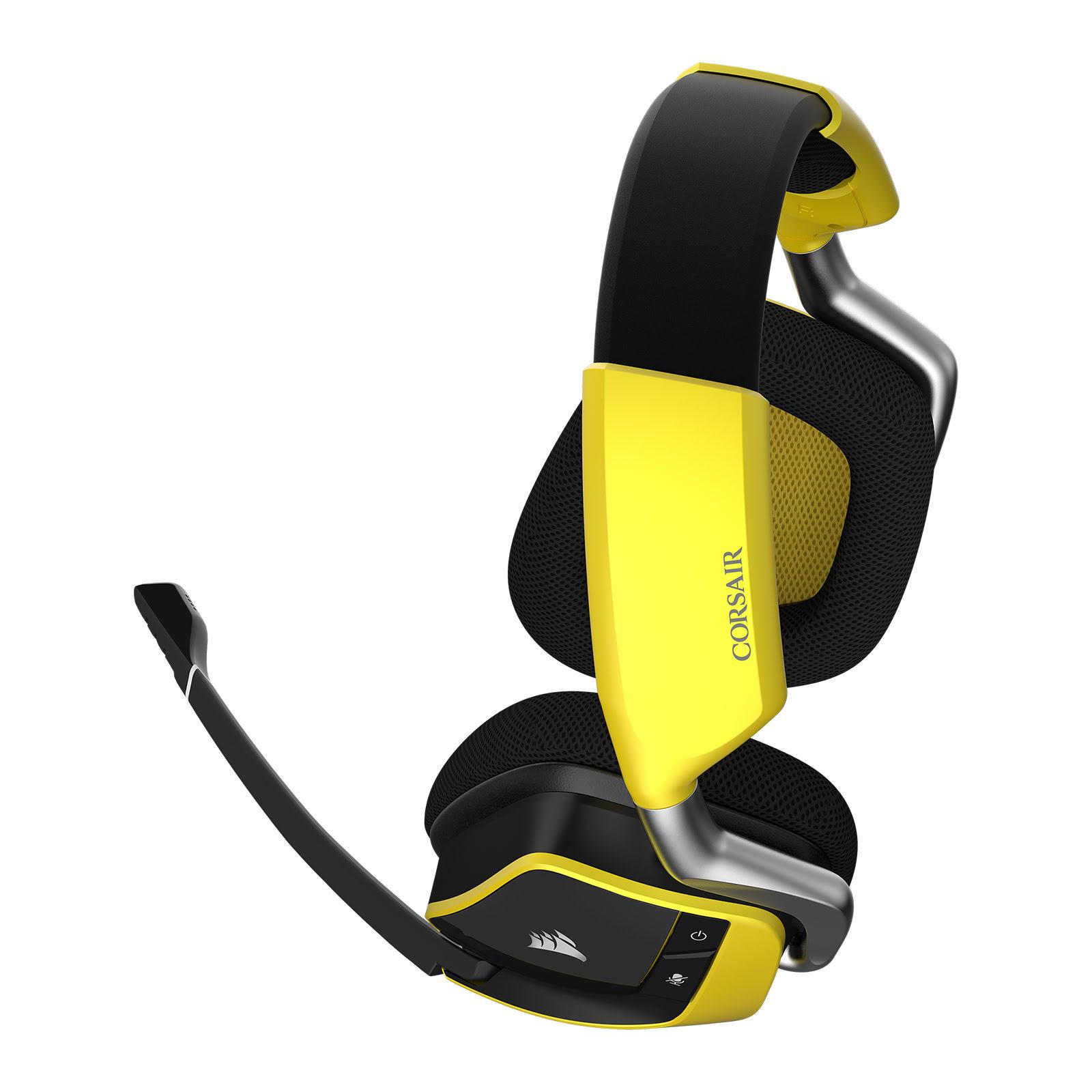 Corsair Gaming VOID PRO RGB 7.1 Wireless SE CA-9011150-EU 7.1 Surround - Micro-casque - 3