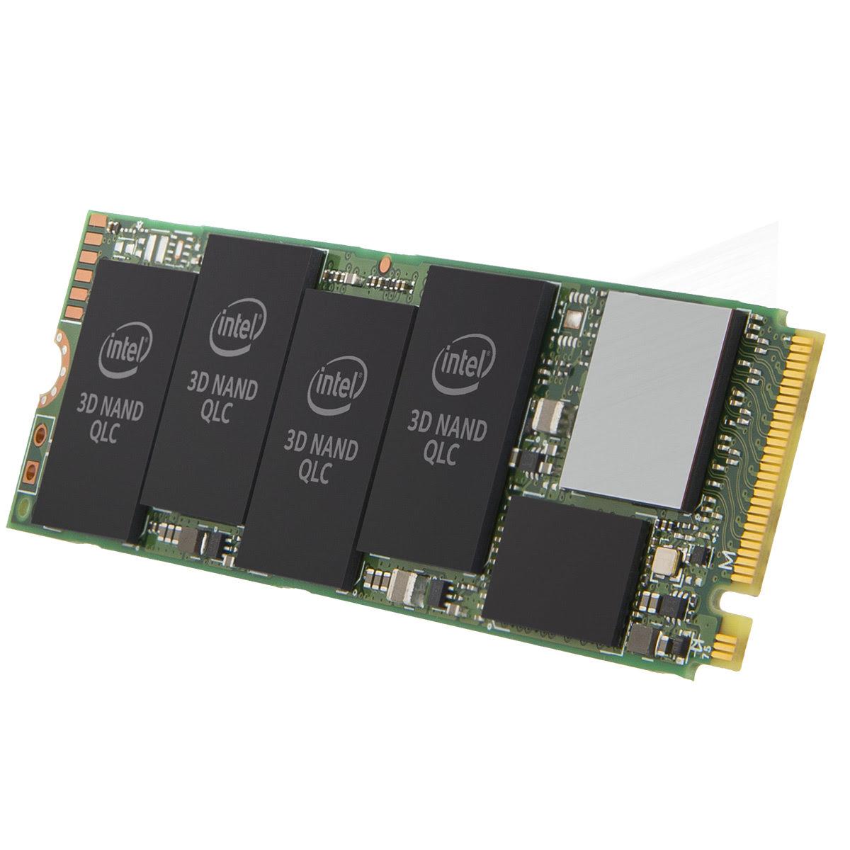Intel 660P 480-525Go M.2 - Disque SSD Intel - Cybertek.fr - 0