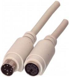 Câble PS2 mâle - femelle 3m - Connectique PC - Cybertek.fr - 0