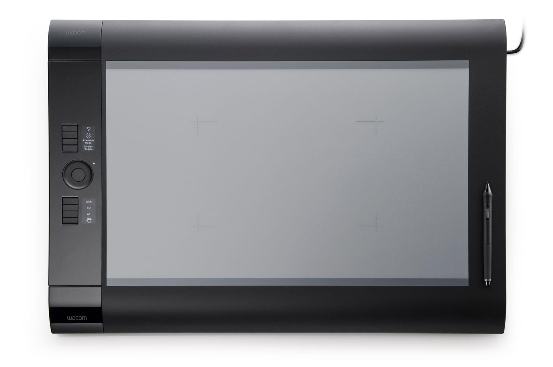 Wacom Intuos 4 XL CAD (PTK-1240-C) - Achat / Vente Tablette Graphique sur Cybertek.fr - 0