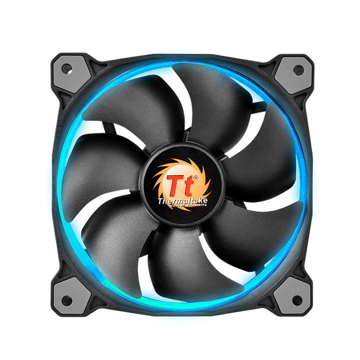 Thermaltake Pack x3 Riing 12 RGB LED + Contrôleur - Ventilateur boîtier - 1