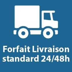 CYBERTEK Forfait Livraison standard 24/48h direct client - Achat / Vente Services Pro sur Cybertek.fr - 0