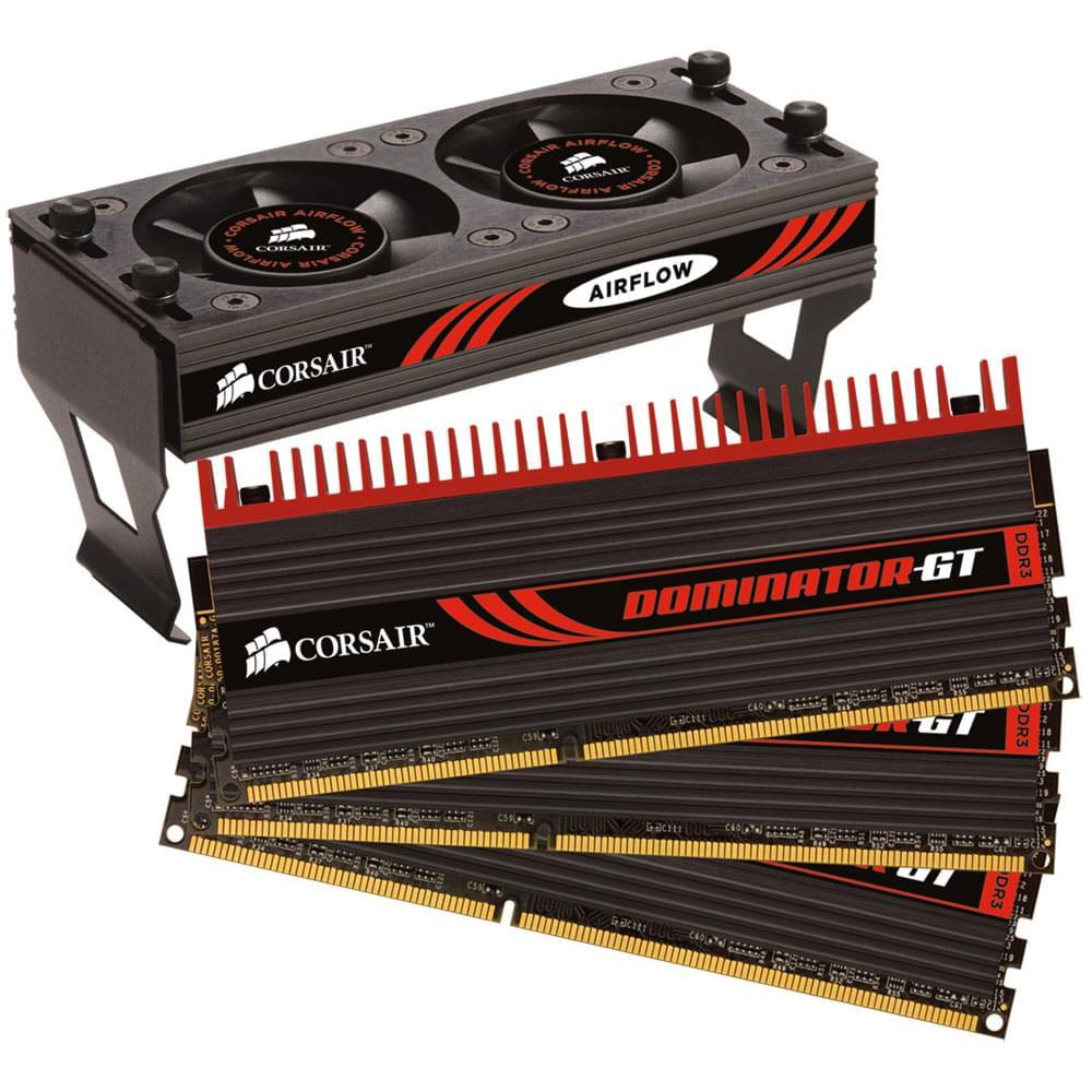 Corsair CMT12GX3M3A2000C9 (3x4Go DDR3 2000 PC16000) (CMT12GX3M3A2000C9) - Achat / Vente Mémoire PC sur Cybertek.fr - 0