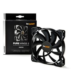 image produit Be Quiet! Case Fan Pure Wings 2 120mm BL046 Cybertek