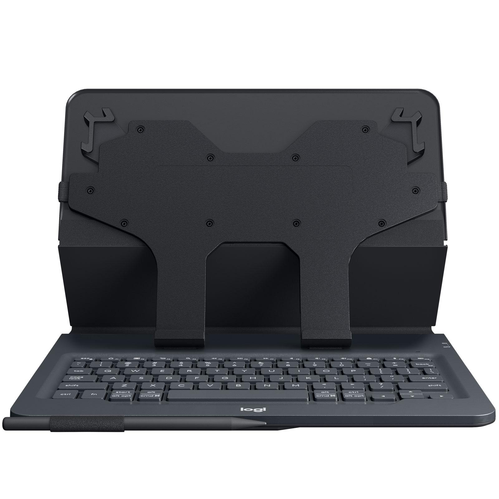 Etui UNIVERSAL FOLIO avec clavier intégré - Accessoire tablette - 0