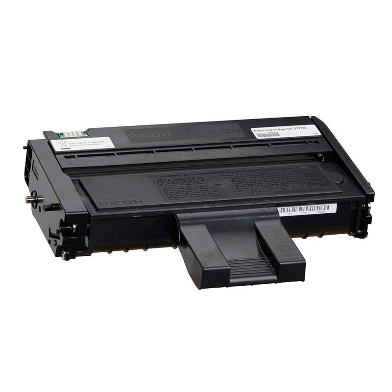 Toner Noir 2600 pages SP 277HE - 408160 pour imprimante  Ricoh - 0