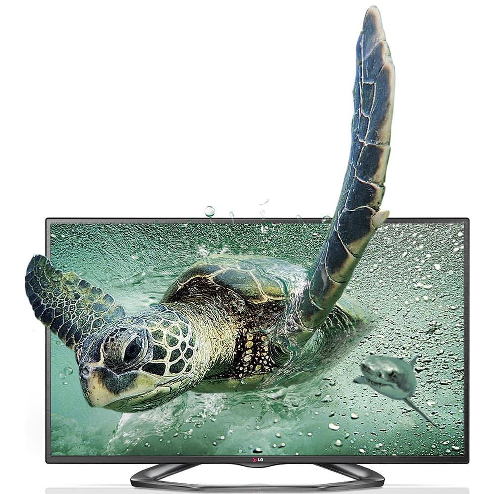 """LG 50LA620S - 50"""" (127cm) LED HDTV 1080p 3D Ready  - TV LG - 0"""