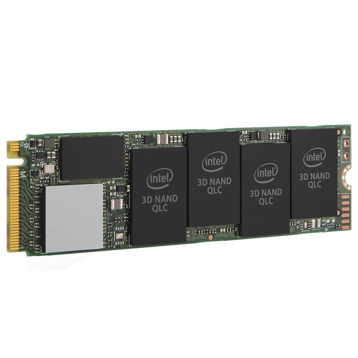 Intel 660P 480-525Go M.2 - Disque SSD Intel - Cybertek.fr - 2