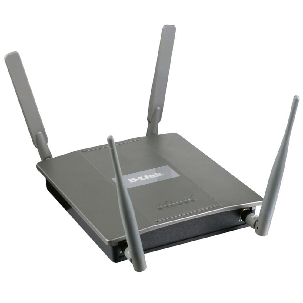 D-Link DWL-8600AP (802.11a/b/g/n) (DWL-8600AP) - Achat / Vente Réseau Point d'accès Wifi sur Cybertek.fr - 0